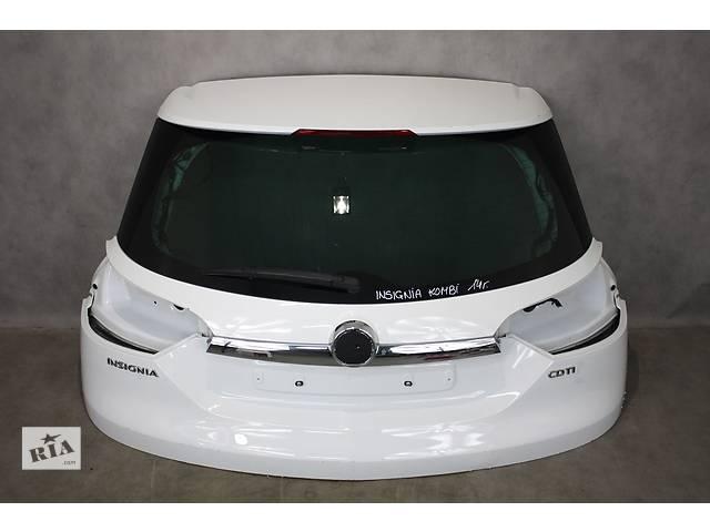 бу Б/у крышка багажника, ляда, кляпа, для универсала Opel Insignia Рестайл! в Калуше