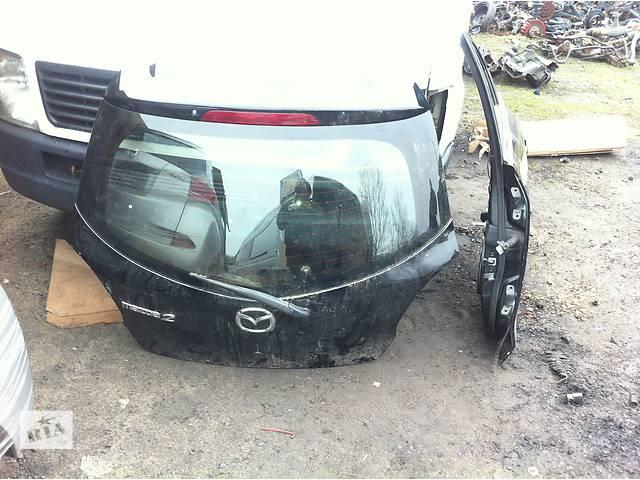 продам Б/у крышка багажника  Mazda 2 бу в Киеве