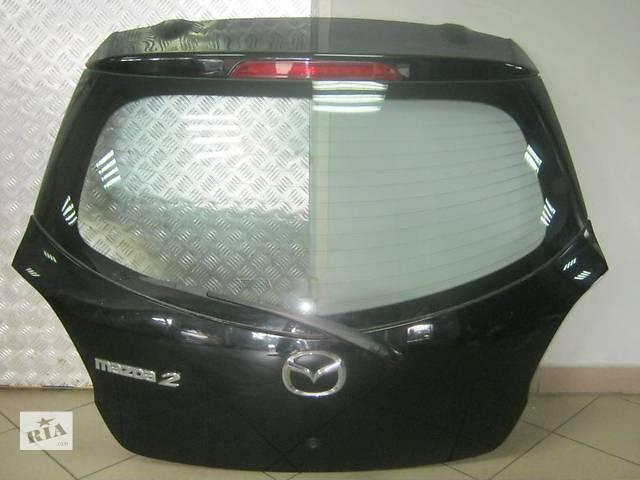 купить бу Б/у крышка багажника Mazda 2 в Киеве