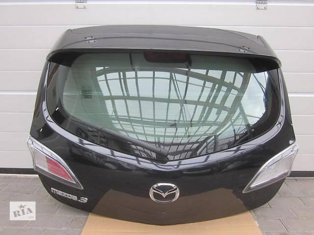 Б/у крышка багажника Mazda 3 Hatchback- объявление о продаже  в Киеве