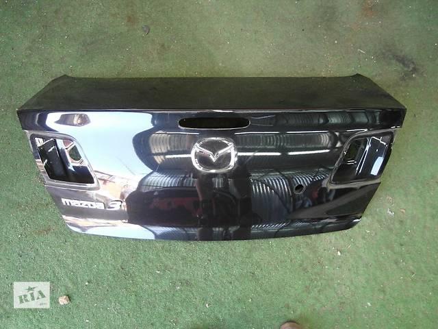 бу Б/у крышка багажника Mazda 3 Sedan в Киеве