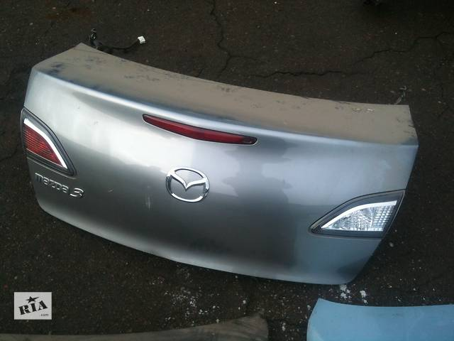 купить бу Б/у крышка багажника Mazda 3 в Киеве