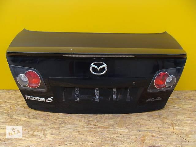 бу Б/у крышка багажника Mazda 6 в Киеве