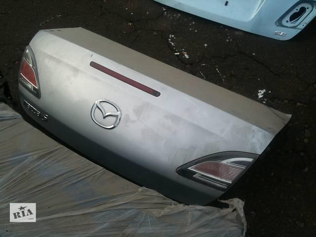 купить бу Б/у крышка багажника  Mazda 6 в Киеве