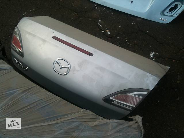 продам Б/у крышка багажника  Mazda 6 бу в Киеве