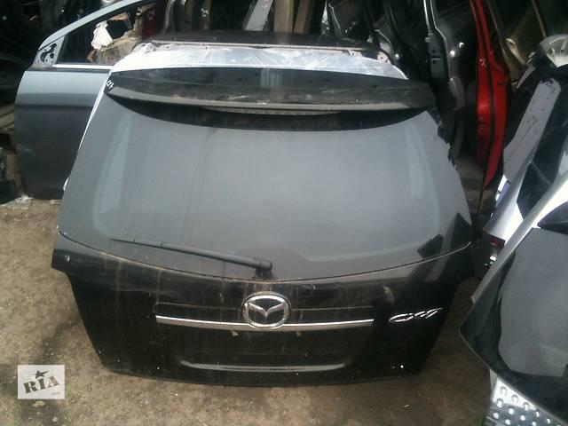 купить бу Б/у крышка багажника  Mazda CX-7 в Киеве