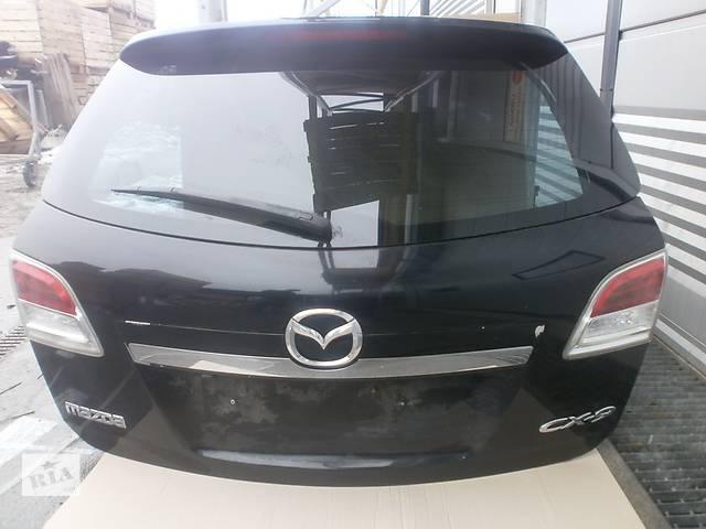 Б/у крышка багажника Mazda CX-9- объявление о продаже  в Киеве