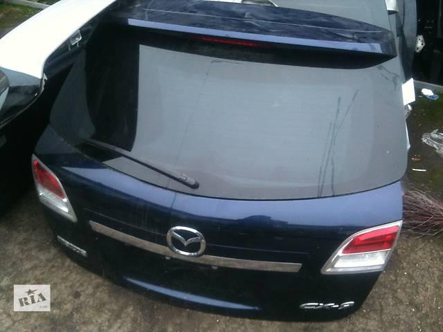 купить бу Б/у крышка багажника  Mazda CX-9 в Киеве