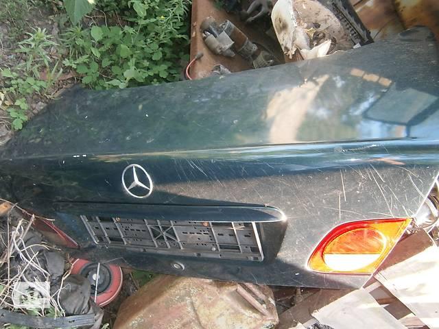 Б/у крышка багажника Mercedes E-Class- объявление о продаже  в Харькове