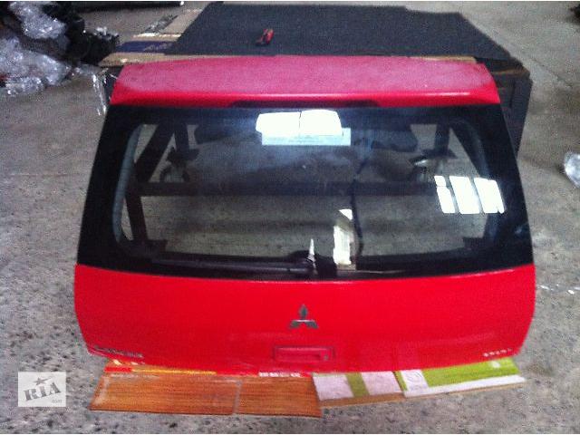 бу Б/у Крышка багажника Mitsubishi Lancer Универсал 2003-2007г в Львове