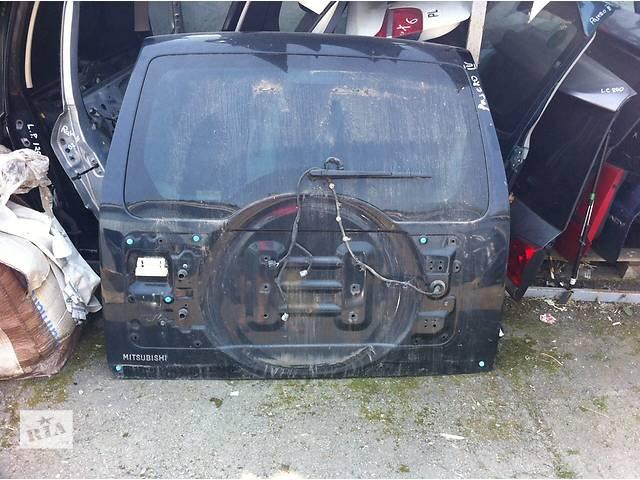 продам Б/у крышка багажника  Mitsubishi Pajero Wagon 4 бу в Киеве