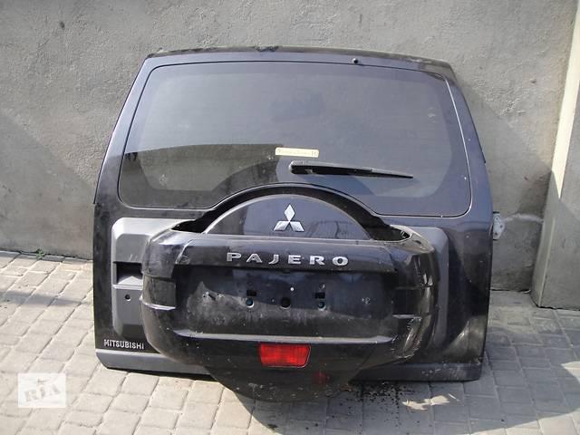 бу Б/у крышка багажника Mitsubishi Pajero Wagon в Киеве