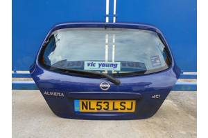 б/у Крышки багажника Nissan Almera Hatchback (5d)
