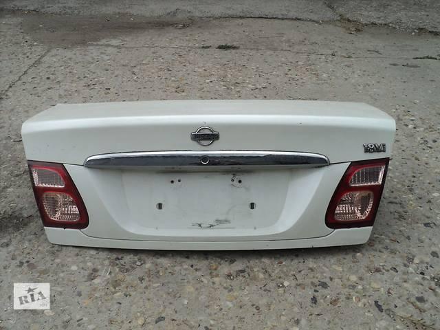 продам Б/у крышка багажника Nissan Almera N16 бу в Киеве