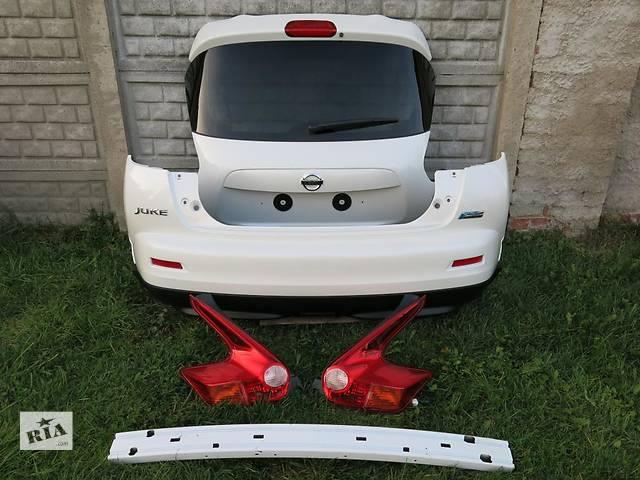бу Б/у Крышка багажника Nissan Juke в Киеве