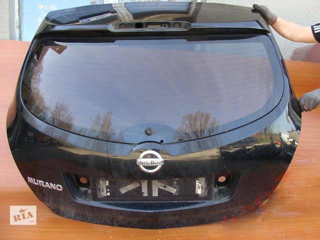 Б/у крышка багажника  Nissan Murano- объявление о продаже  в Киеве