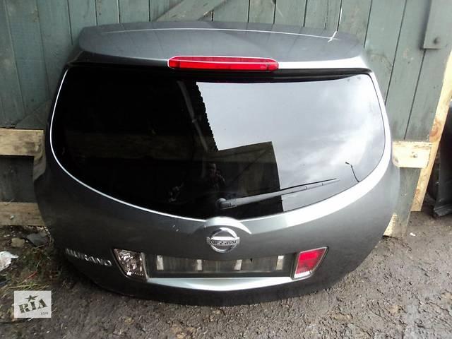 бу Б/у крышка багажника Nissan Murano в Киеве