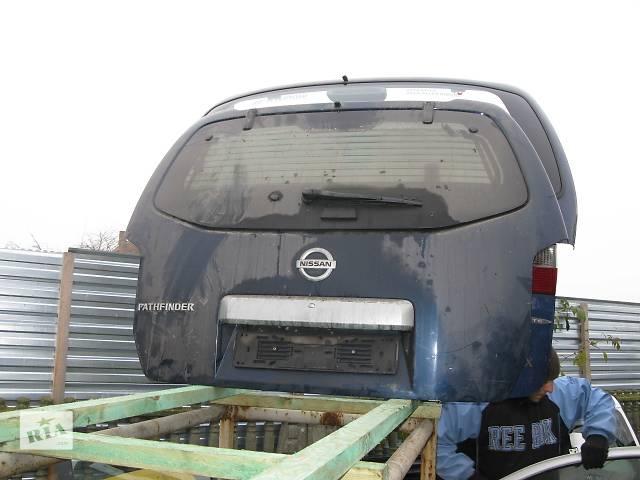 продам Б/у крышка багажника  Nissan Pathfinder бу в Киеве
