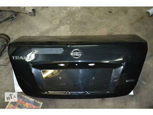 Б/у крышка багажника  Nissan Teana- объявление о продаже  в Киеве