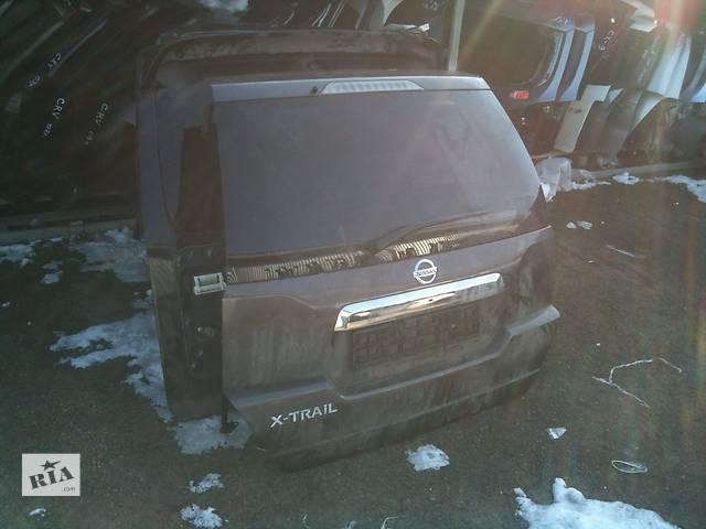 бу Б/у Крышка багажника Nissan X-Trail T30 в Киеве