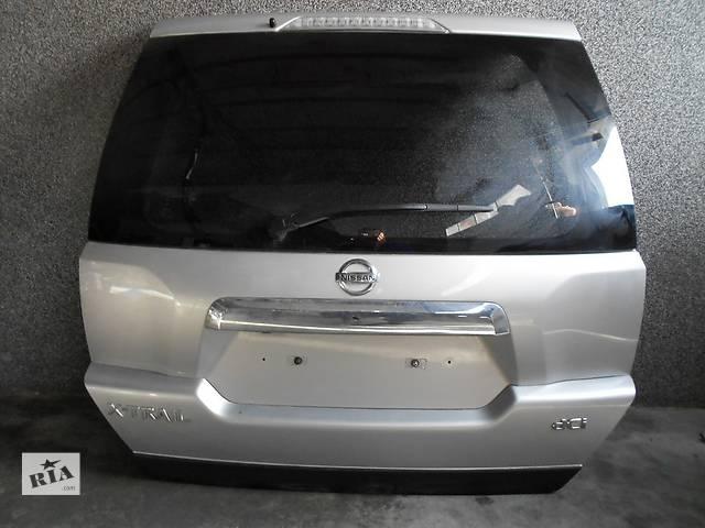 бу Б/у крышка багажника Nissan X-Trail в Киеве