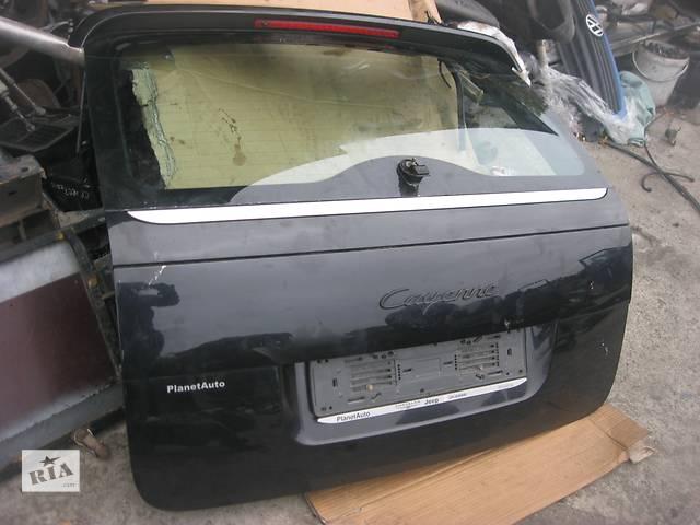 Б/у крышка багажника Porsche Cayenne 2003-2007- объявление о продаже  в Ровно
