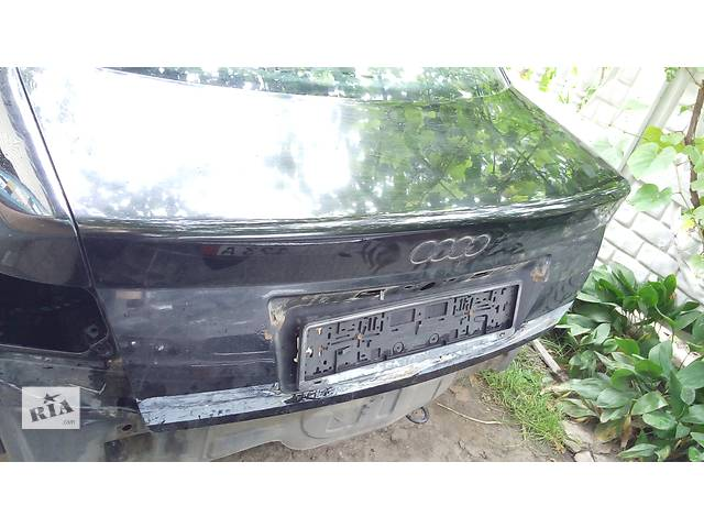 купить бу Б/у крышка багажника седан рестайл Audi A4 B5 ауди а4 б5 в Бердичеве