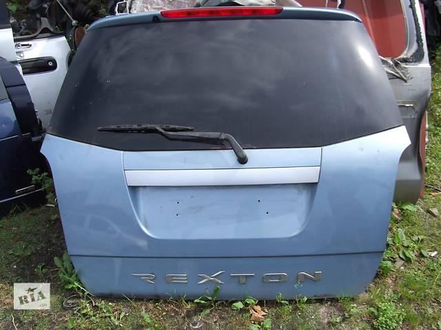 Б/у крышка багажника SsangYong Rexton- объявление о продаже  в Киеве