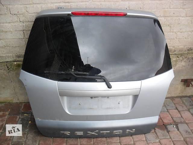 купить бу Б/у Крышка багажника SsangYong Rexton в Киеве