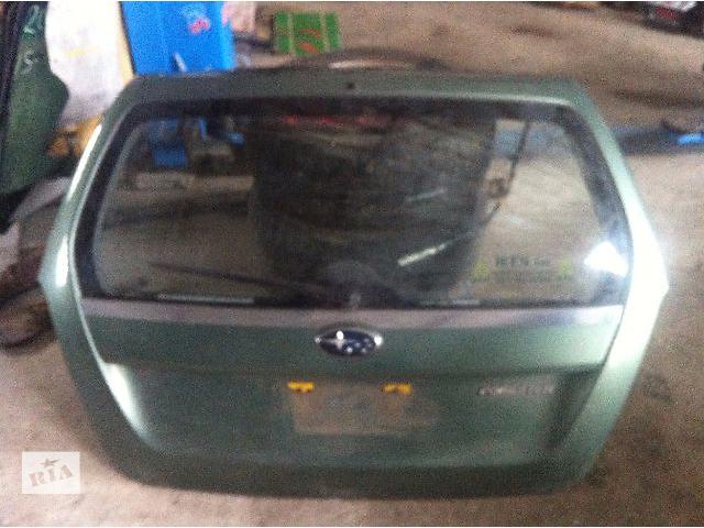 купить бу б/у Крышка багажника Subaru Forester 2005-2008 в Львове