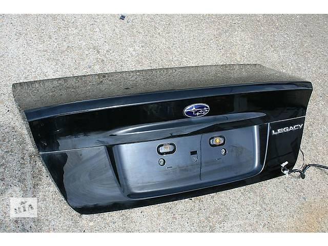 купить бу Б/у крышка багажника  Subaru Legacy в Киеве