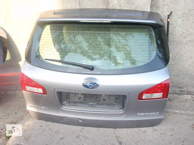 Б/у крышка багажника  Subaru Tribeca- объявление о продаже  в Киеве