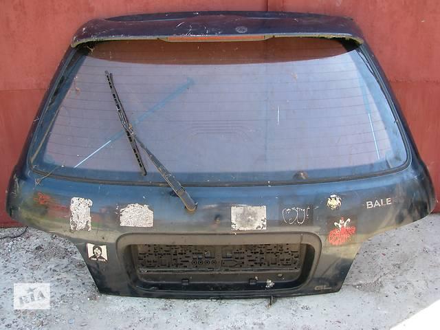 бу Б/у крышка багажника Suzuki Baleno хэтчбек в Броварах
