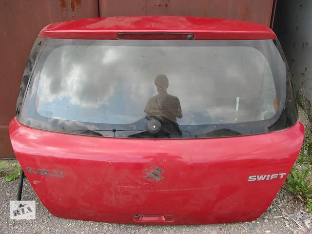купить бу Б/у крышка багажника Suzuki Swift 2008 в Броварах