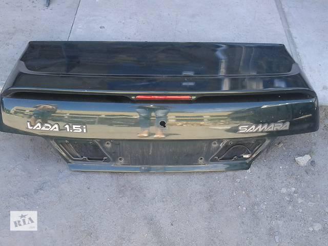 купить бу Б/у крышка багажника  ВАЗ 2115 в Мелитополе