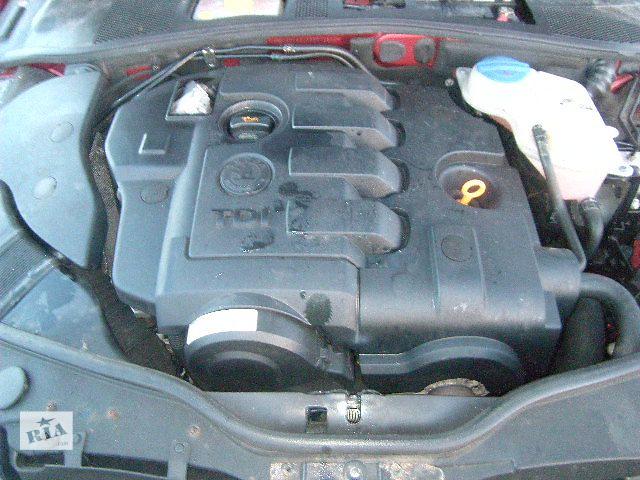 Б/у крышка мотора 1.9 tdi Skoda SuperB 2007-2002г- объявление о продаже  в Львове