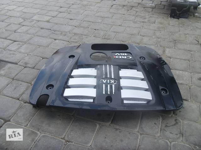 Б/у крышка мотора для легкового авто Kia Sorento 2007- объявление о продаже  в Коломые
