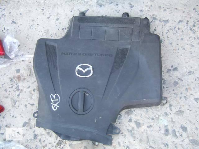 продам Б/у крышка мотора для легкового авто Mazda CX-7 бу в Ровно