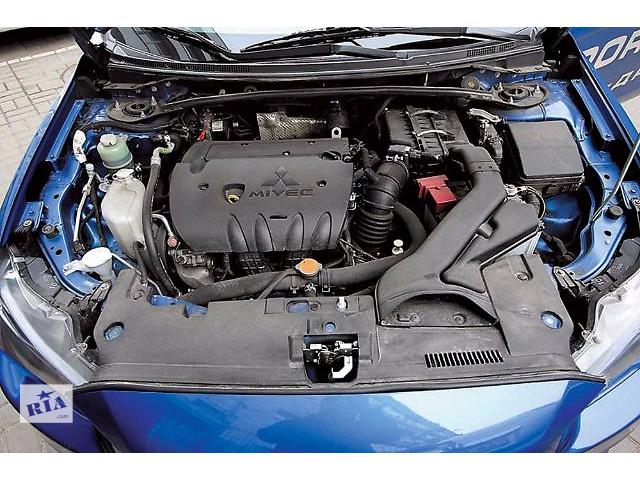 купить бу Б/у крышка мотора для легкового авто Mitsubishi Lancer X 2009 в Киеве