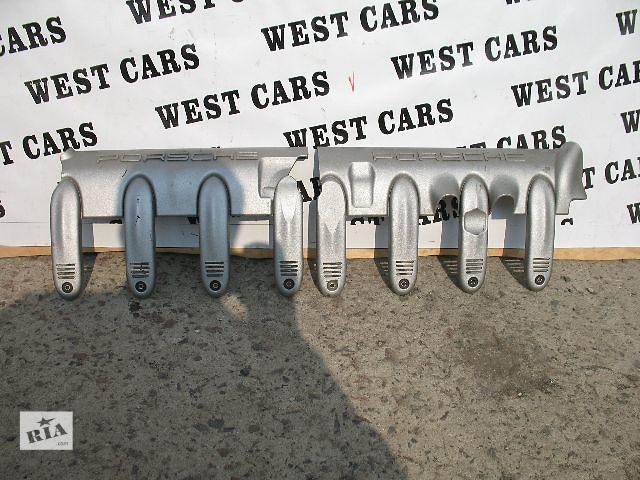 бу Б/у крышка мотора для легкового авто Porsche Cayenne Turbo 2005 в Луцке