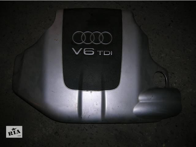 бу Б/у крышка мотора для универсала Audi A6 в Луцке