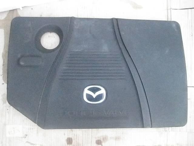 купить бу Б/у крышка мотора двигателя кришка  Mazda 3 Мазда 3 в Львове