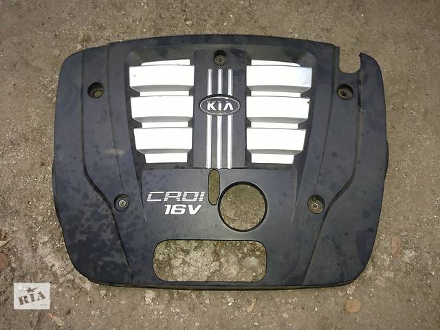 продам Б/у крышка мотора Kia Sorento 2005 бу в Киеве