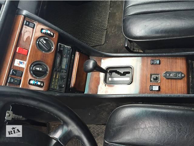 продам Б/у кулиса переключения акпп/кпп для легкового авто Mercedes 124 бу в Львове