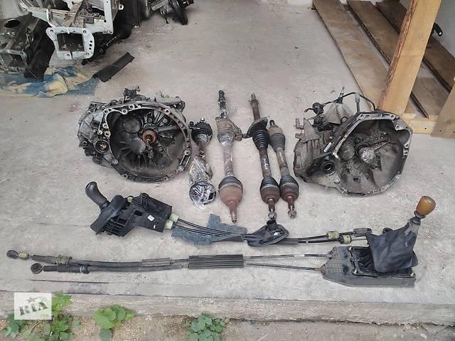 бу Б/у кулиса переключения акпп/кпп для минивена Renault Scenic в Львове
