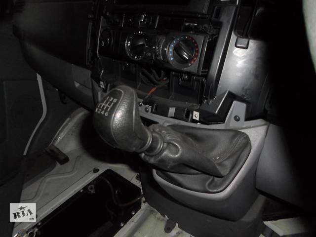Б/у Кулиса переключения АКПП/КПП коробки передач Volkswagen Crafter Фольксваген Крафтер 2.5 TDI 2006- объявление о продаже  в Рожище
