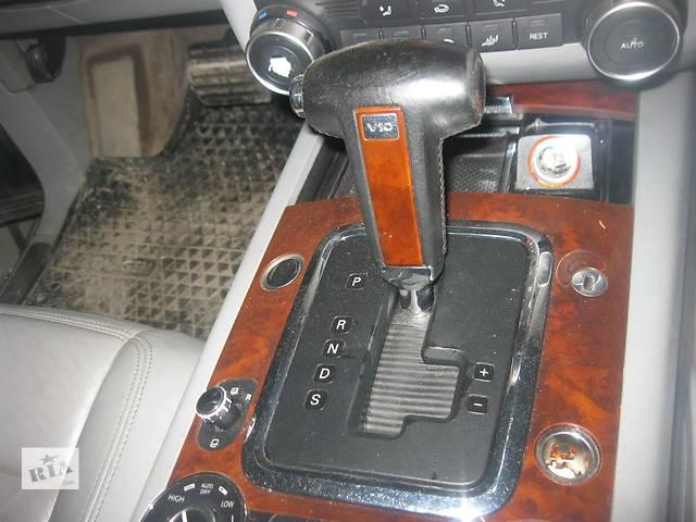 купить бу Б/у кулиса переключения акпп Volkswagen Touareg 5.0 tdi v10 в Ровно