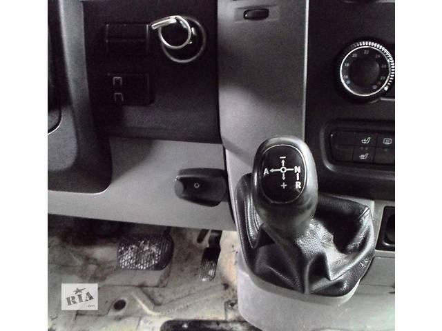 купить бу Б/у Кулиса переключения автомат Вольцваген Крафтер Volkswagen Crafter 2,5 TDI пасс.груз. 2009 в Луцке