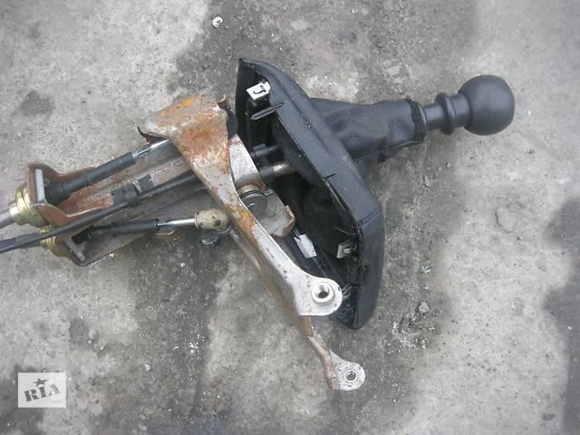 купить бу Б/у кулиса переключения кпп с тросами Fiat Scudo 2.0 2004-2006 в Ровно