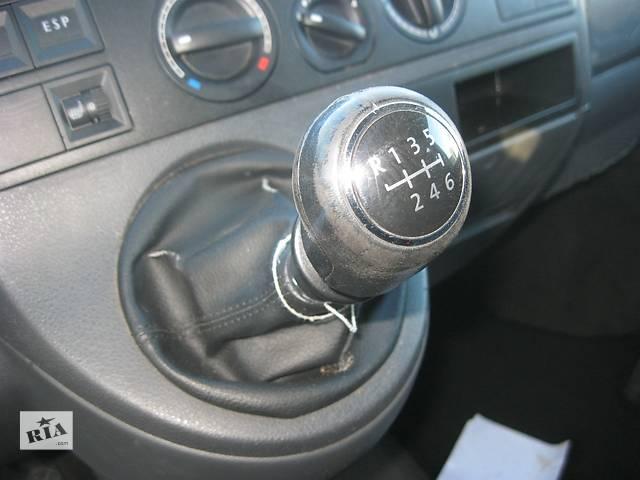 купить бу Б/у кулиса переключения кпп Volkswagen T5 в Ровно